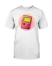 Retro Portable Console Classic T-Shirt thumbnail