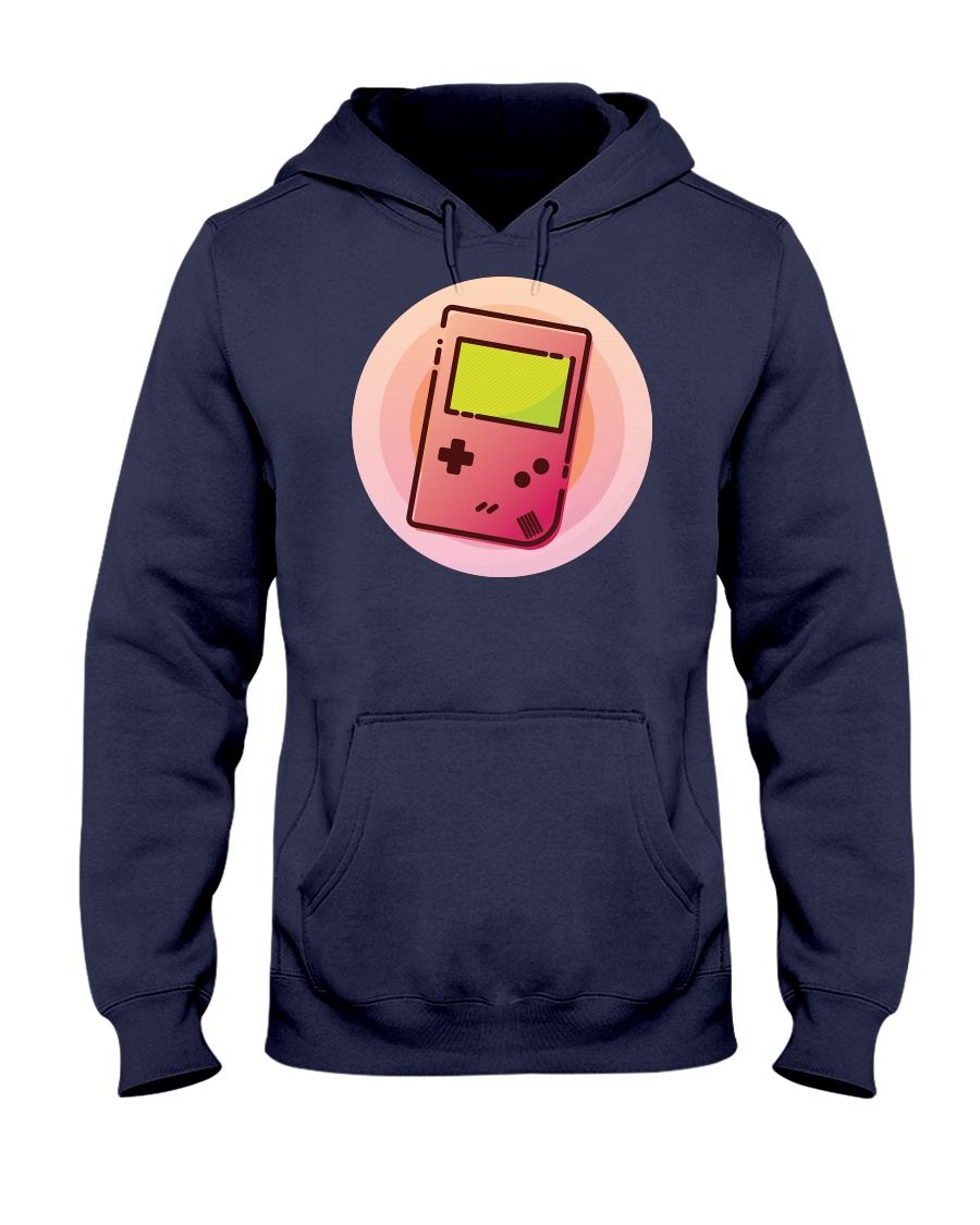 Retro Portable Console Hooded Sweatshirt
