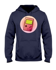 Retro Portable Console Hooded Sweatshirt thumbnail