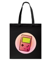 Retro Portable Console Tote Bag thumbnail
