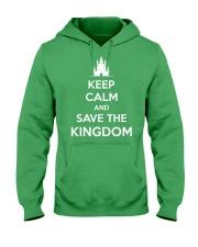 Keep Calm and Save the Kingdom Hooded Sweatshirt thumbnail