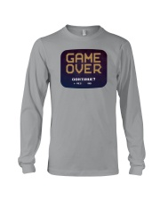 Game Over Continue Long Sleeve Tee tile