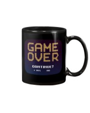 Game Over Continue Mug tile