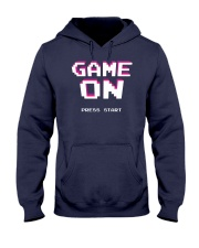 Game On Press Start Hooded Sweatshirt tile