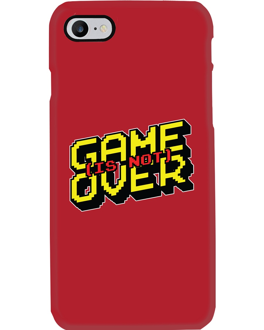 Game Is Not Over Phone Case