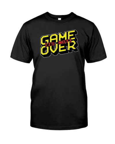 Game Is Not Over