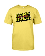Game Is Not Over Premium Fit Mens Tee tile