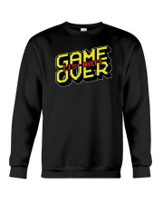 Game Is Not Over Crewneck Sweatshirt tile