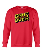 Game Is Not Over Crewneck Sweatshirt front
