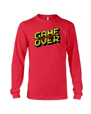 Game Is Not Over Long Sleeve Tee tile