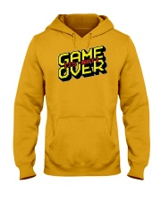 Game Is Not Over Hooded Sweatshirt tile