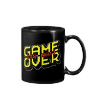 Game Is Not Over Mug tile
