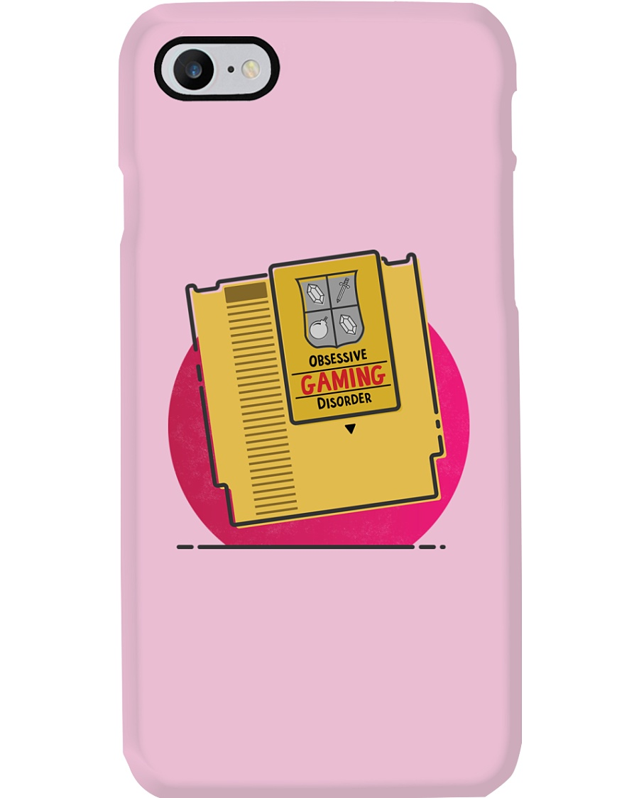 Obsessive Gaming Disorder Phone Case