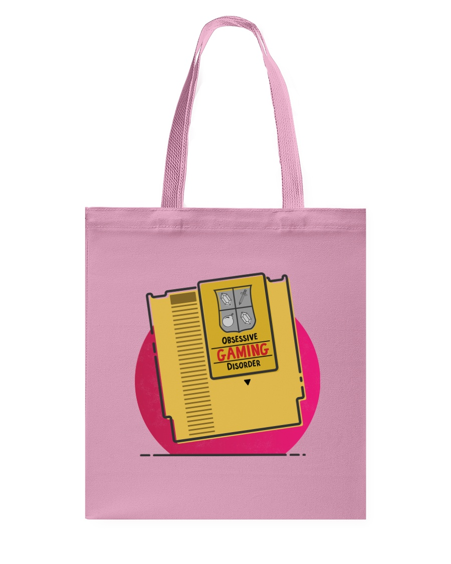 Obsessive Gaming Disorder Tote Bag