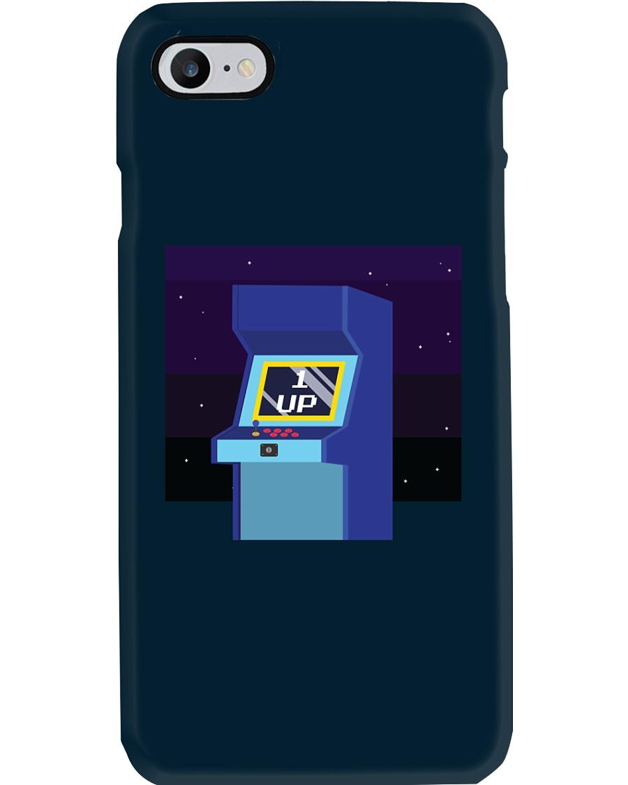 1 Up Arcade Phone Case