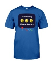 Fueled by Video Games Classic T-Shirt front