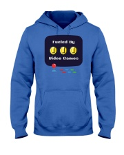 Fueled by Video Games Hooded Sweatshirt tile