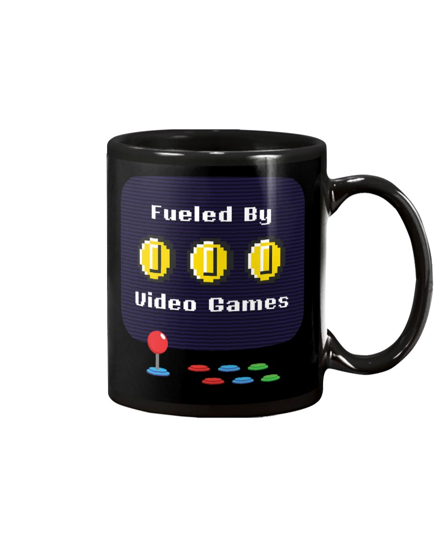 Fueled by Video Games Mug