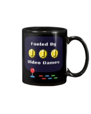 Fueled by Video Games Mug front