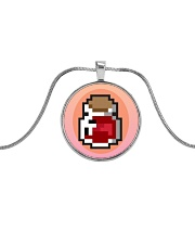 Got Potions Metallic Circle Necklace tile