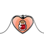 Got Potions Metallic Heart Necklace tile