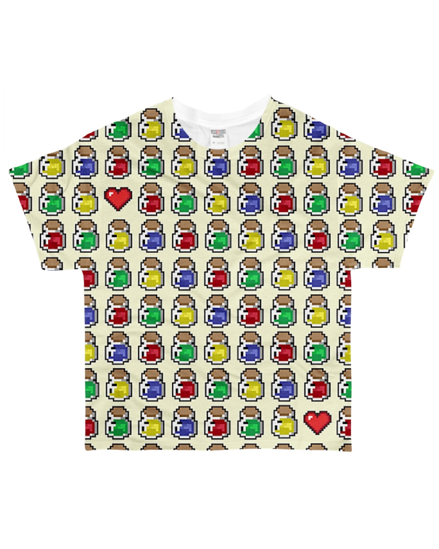Got Potions All-over T-Shirt