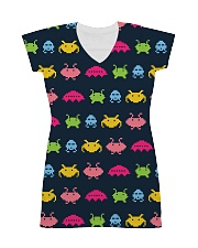 Alien Invasion All-over Dress thumbnail