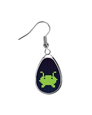 Alien Invasion Teardrop Earrings tile