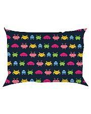 Alien Invasion Rectangular Pillowcase back