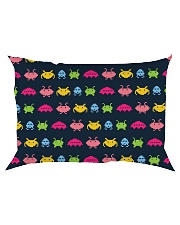 Alien Invasion Rectangular Pillowcase front