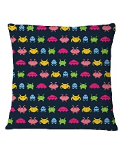 Alien Invasion Square Pillowcase tile