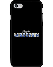 Made In Wisconsin Phone Case thumbnail