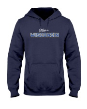 Made In Wisconsin Hooded Sweatshirt thumbnail