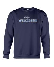 Made In Wisconsin Crewneck Sweatshirt thumbnail