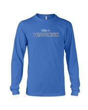 Made In Wisconsin Long Sleeve Tee thumbnail