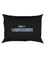 Made In Wisconsin Rectangular Pillowcase thumbnail