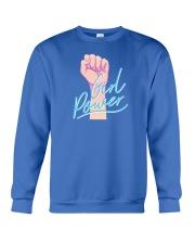 Girl Power Crewneck Sweatshirt thumbnail