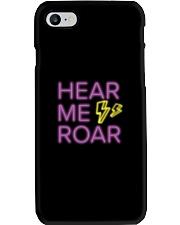 Hear Me Roar Phone Case thumbnail