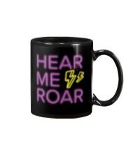 Hear Me Roar Mug thumbnail