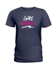 Girl Gang Ladies T-Shirt tile