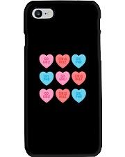 Girl Hearts Phone Case thumbnail