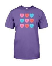 Girl Hearts Premium Fit Mens Tee thumbnail
