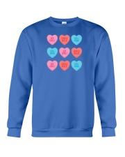 Girl Hearts Crewneck Sweatshirt thumbnail