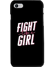 Fight like a Girl Phone Case thumbnail