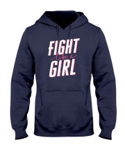 Fight like a Girl Hooded Sweatshirt thumbnail