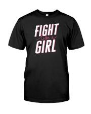 Fight like a Girl Classic T-Shirt thumbnail