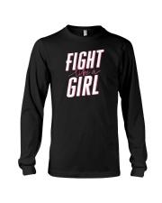Fight like a Girl Long Sleeve Tee thumbnail