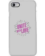 Unite with Love Phone Case thumbnail
