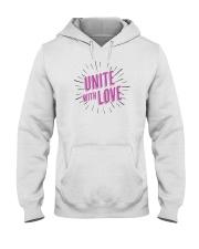 Unite with Love Hooded Sweatshirt thumbnail
