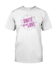 Unite with Love Premium Fit Mens Tee thumbnail